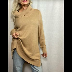 Chico's long slouchy Comfy Sweater